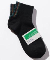 メンズバックラインロゴSソックス・靴下