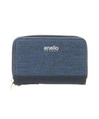 anello GRANDE アネログランデ クラシック杢ポリCC 折り財布 GJ-A0942