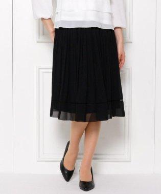 【フリーサイズ/洗濯機可】ランダムプリーツスカート