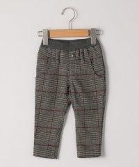 SHIPS KIDS:TR グレンチェック 5ポケット パンツ(80~90cm)