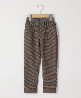 SHIPS KIDS:TR グレンチェック 5ポケット パンツ(100~130cm)