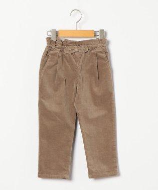 SHIPS KIDS:ストレッチ コーデュロイ タック パンツ(100~130cm)
