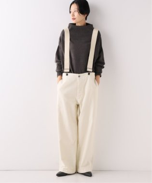 【NIGEL CABOURN】 WORK PANT with BRACES