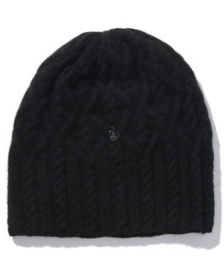 カシミヤシャロット ニット帽