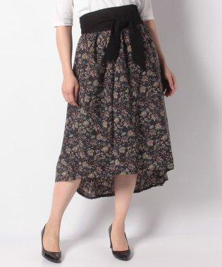SET2点 ベルト+ペイズリー柄スカート