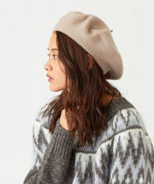 REBECCA ウール ベレー帽