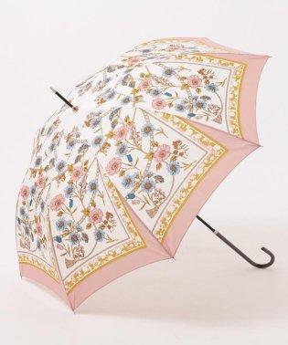 【晴雨兼用】スカーフ柄 長傘