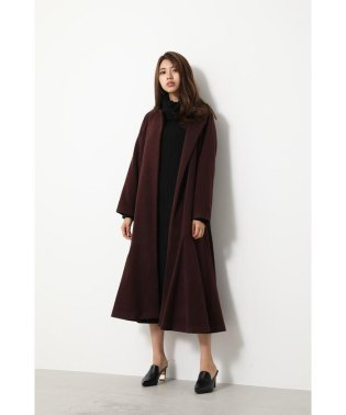 Asymmetry Flare WOOL MIX CT