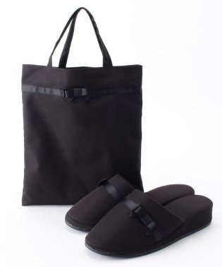 【セレモニー】携帯バッグ付スリッパ
