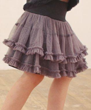 Rora ミンミンチュールスカート(2color)