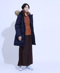 ダウンフードコート ダウンコート レディース ダウン コート ロングコート フード ファー 冬 防寒 シンプル ベーシック カジュアル 暖か あったか