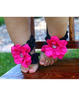 Toe Blooms トゥーブルームス ブルーミングラップ Hot Stuff