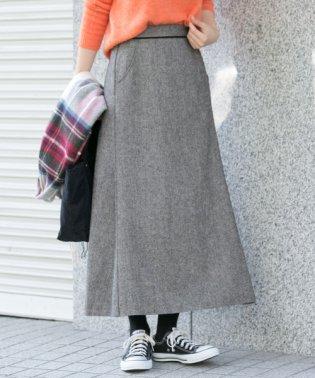 【SonnyLabel】ツイードマーメイドマキシスカート