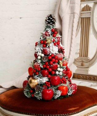 クリスマスツリーS/LEDライト付き