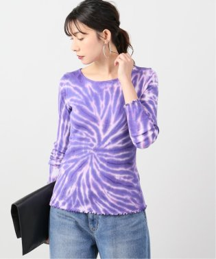 【Paloma Wool/パロマ ウール】Tie dye long sleeve R/N:カットソー