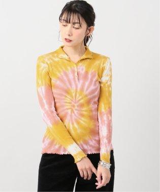【Paloma Wool/パロマ ウール】Tie dye long sleeve P/C:カットソー