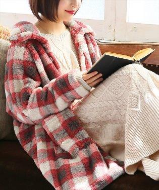 『n'Orふわもこ羽織る毛布』