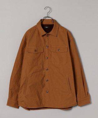 SU: ニットフリース CPO シャツ ジャケット