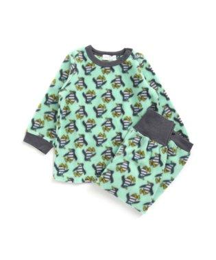 ペンギン総柄かぶりパジャマ