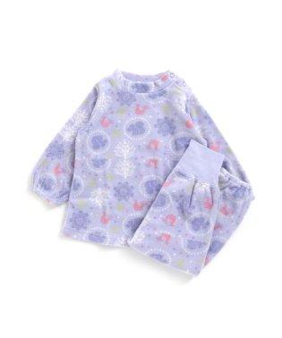 雪総柄かぶりパジャマ