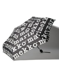 【marimekko】MARILOGO MINI MANUAL UMBRELLA