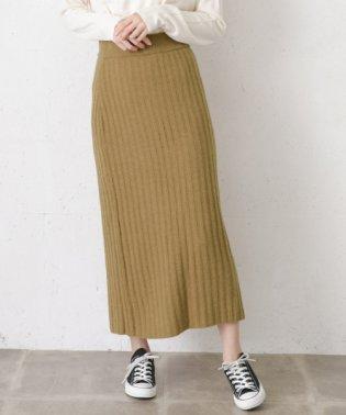 【WAREHOUSE】モチモヘヤニットスカート