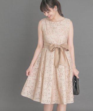 【ROSSO】レースボンディングドレス
