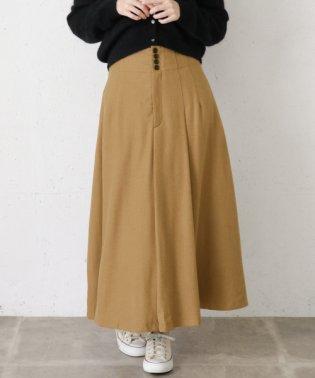 【WAREHOUSE】ウールタックアシメスカート30D