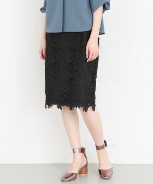 【KBF+】レースタイトスカート
