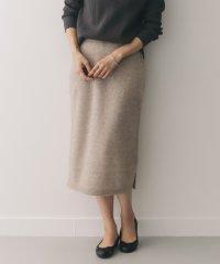 【DOORS】カシミヤウールスカート