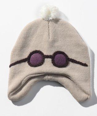 BABY パイロットニット帽