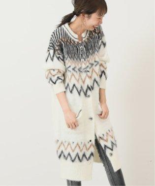 【+81BRANCA】Nordic knit cardigan /  ノルディックニットカーディガン◆