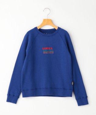 THE DAY:【SHIPS KIDS別注】刺繍 スウェット(145~160cm)