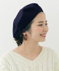 【SonnyLabel】イタリア製ウールベレー帽