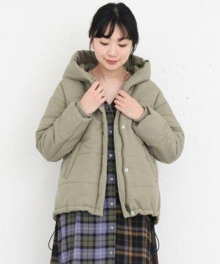 【KBF】フード中綿ジャケット