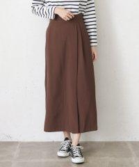 【WAREHOUSE】ラップロングタイトスカート