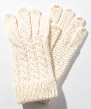【DOORS】ケーブル編み手袋