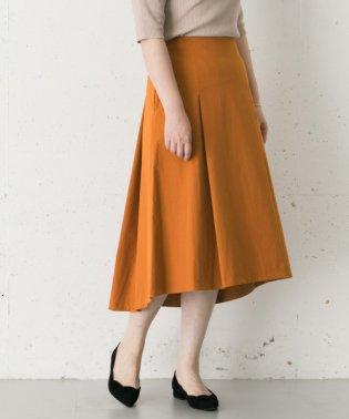 【ROSSO】バックテールスカート