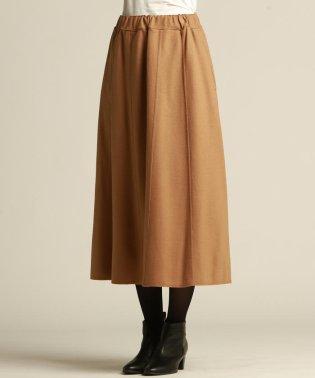 ウールミルドスムーススカート