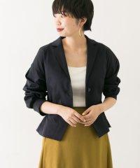 【UR】小谷実由×URチノクロスジャケット