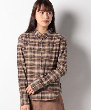 【WAREHOUSE】ネルチェックシャツ