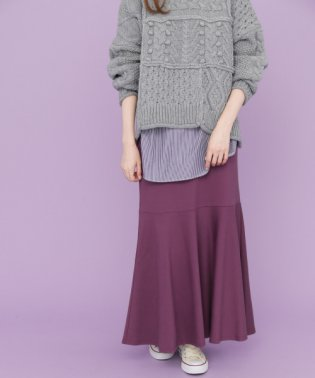 【KBF】マーメイドラインスカート