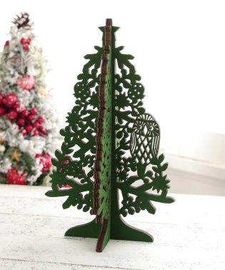 レーザーカットクリスマスツリーL