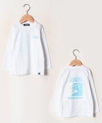 斜めOGゴリラプリントTシャツ
