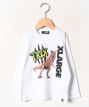 【ジュラシック・パーク】 たてロゴTシャツ