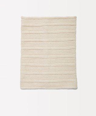 飾り編みスヌード