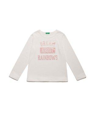ホログラムプリントTシャツ・カットソー