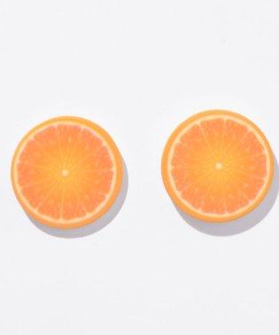 フルーツ樹脂ポストピアス