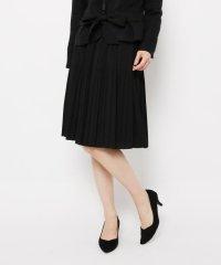 【入卒・大きいサイズあり・13号・15号】楽ちんキレイ見えプリーツスカート