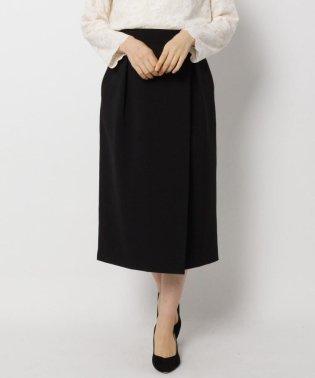 【セレモニー・入卒】【34(SS)、42(LL)WEB限定サイズ】キャリーマンラップナロースカート